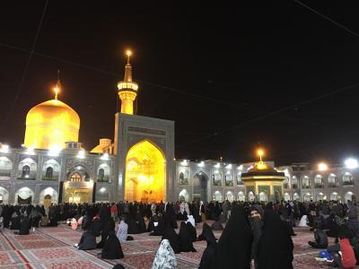 人生の半分以上で憧れてきた、世界の半分と言われたイスファハンへ行こう 1マシュハド