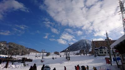 北信州木島平スキー場(1回目)