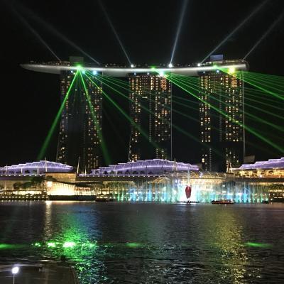 シンガポール2泊5日弾丸一人旅