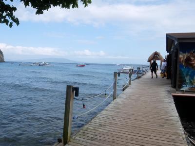 フィリピンのミンドロ島~マニラへ