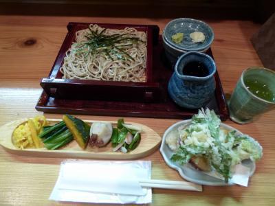 07.紅葉を楽しむHVC箱根甲子園2泊  箱根 座りやの昼食
