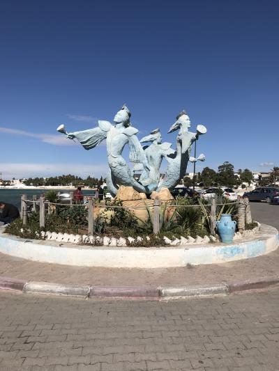 チュニジア ハマメット La Badira滞在とメディナ散策②!