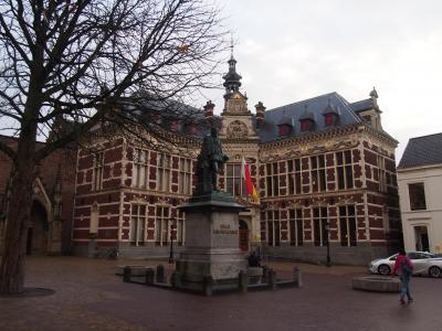 オランダ独立の中心都市であったユトレヒト