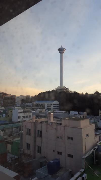 親子3代2018お正月韓国釜山