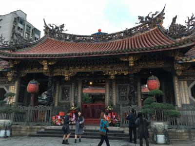 2018年1月 台湾一人旅 1日目