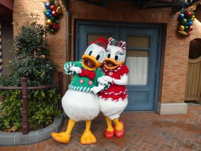 上海ディズニー クリスマス 4日目
