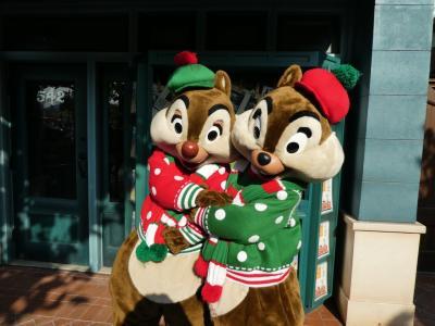 上海ディズニー クリスマス 5日目