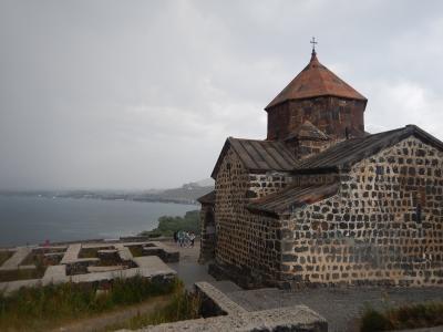 パックツアーで行く コーカサス3カ国~アルメニア~