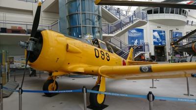 所沢 航空発祥記念館と西武ドーム近郊散策