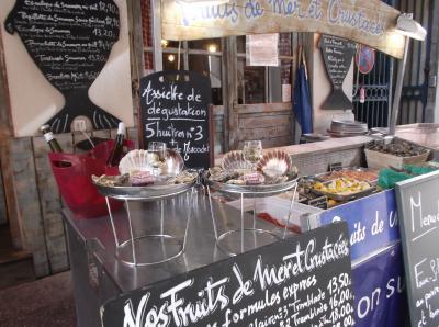 美食とワインの香り、アルザスブルゴーニュその3  世界遺産リヨン歴史地区の散策、乗り継ぎ時間でパリ市内を観光