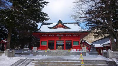 赤城山と赤城神社に参拝。