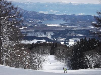 職場のスキー旅行で妙高杉ノ原