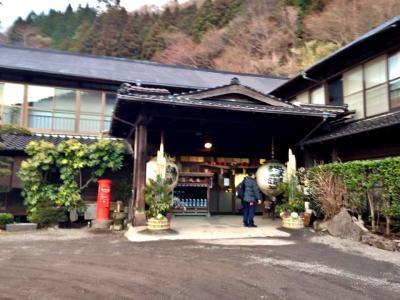 2015 冬の阿蘇路 地獄温泉、在りし日の「清風荘」