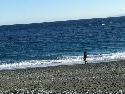 熱海 2017 12月 青春18切符で海を見に行く♪