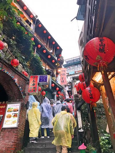 友人と3人で台湾2泊3日・2日目 王道パターンを満喫するよ!