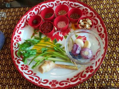 バンコクで年越し 最終日は料理教室Sompong Thai Cooking School