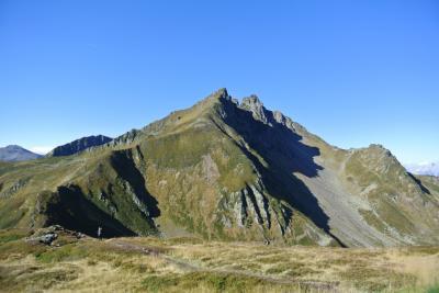 2017年 チロルでハイキングと街歩き 夫婦二人旅(10)Kellerjochへハイキング,鉱山跡を訪ねる