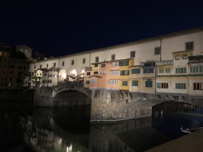 夏のバケーション:イタリア3都市 -3 ベネチアから再びフィレンツェへ