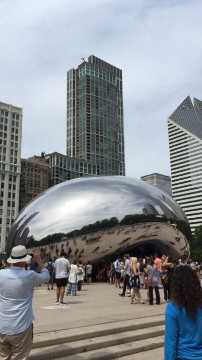 シカゴで食べたもの