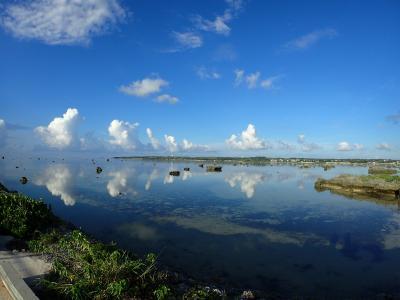 ウユニ塩湖のような国内の海