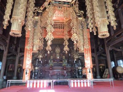 総持寺は、広かった。