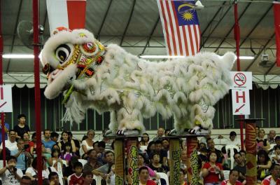 第十一回「国際獅王争覇」~シンガポール・チャイナタウン春節イベント