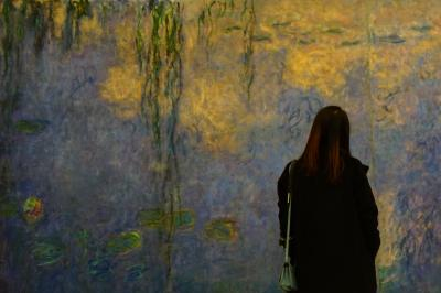 2018芸術の都パリひとり旅7日間vol.3(オランジュリー美術館でたどる西洋美術史)