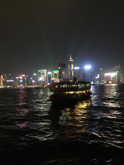 【香港】いいとこ取りツアー