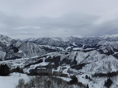 ナスパ (NASPA) 子連れスキー旅行記:2018