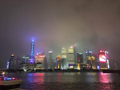 年末弾丸 上海蘇州