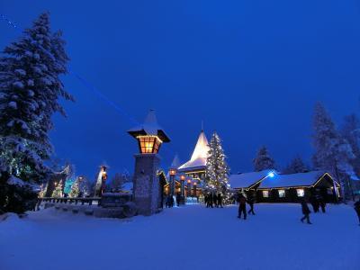 2017年 年末年始 フィンランド(6) サンタクロース村