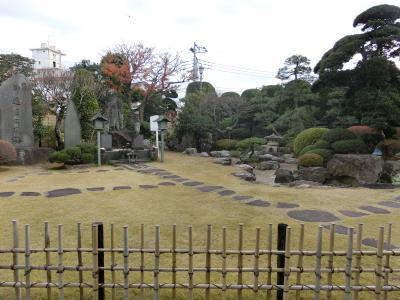 お不動様旧跡庭園