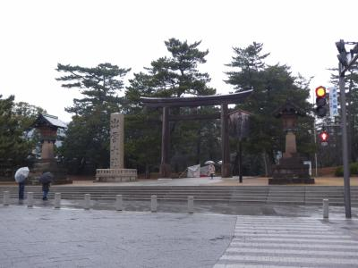 松江 玉造温泉 出雲の旅