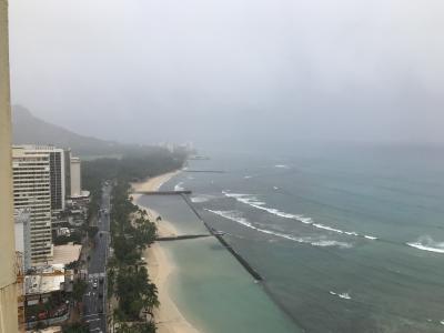 2017-2018 年末年始 海に行かないリゾートハワイ② 1日目 後半