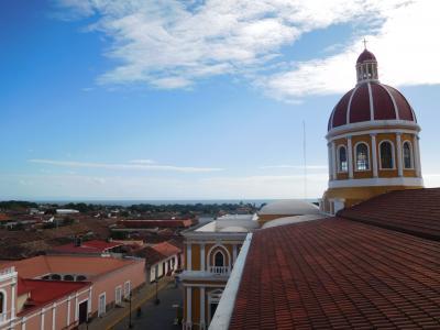 中南米4ヵ国2017-2018年末年始旅行記 【3】グラナダ1