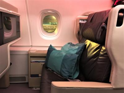 2017 クリスマスプレゼントはシンガポール旅行でした ☆彡 SQ A380 ビジネスクラスで帰ろう!