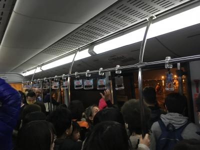 上海浦東国際空港での国際線乗り継ぎ