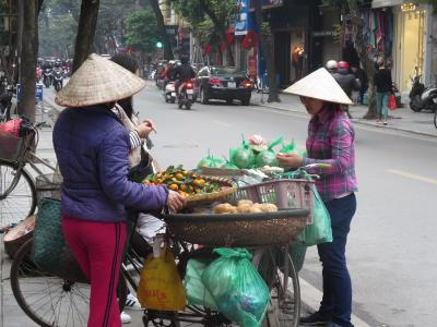 ベトナム旅行記  その2 -ハノイ旧市街-