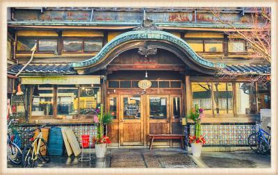 レトロ建築を訪ねて『さらさ西陣』と『喫茶ソワレ』へ・・・