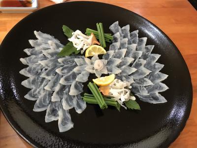 篠島日帰りふぐ料理満喫旅