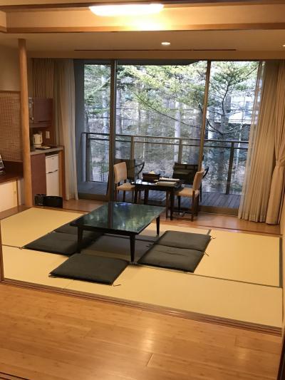 【2018・1】今年も軽井沢から旅はじめ・東急ハーヴェストクラブ旧軽井沢アネックス
