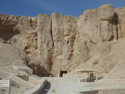 Valley of the Kings(Luxor③) 王家の谷(2017年12月24日ルクソール③)