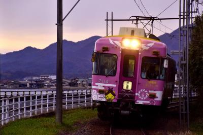 【2018年の開運を!】ご縁電車「しまねっこ号」を追いかけて一畑電車に訪れてみた