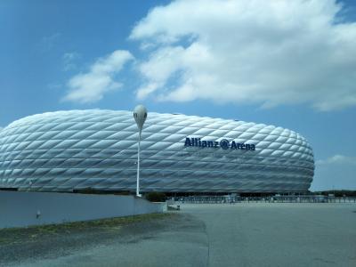 初めてのドイツ・ケルン~ミュンヘン二人旅⑤