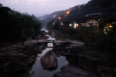 重慶中山古鎮 / 重慶~湖南省の古鎮を巡る旅①