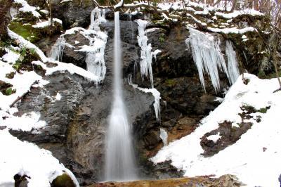 ◆寒閑氷雪の勢至堂五滝