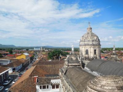 中南米4ヵ国2017-2018年末年始旅行記 【4】グラナダ2