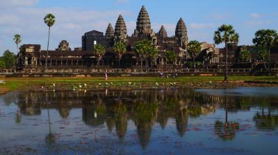 カンボジア 「アンコール遺跡」旅行記
