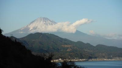 東海道歩き旅(府中宿~三島宿)
