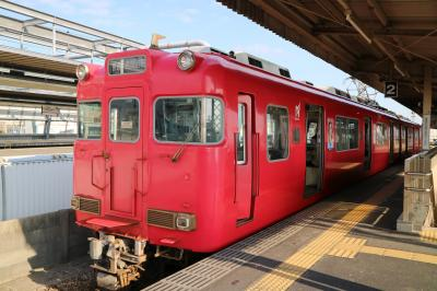 中高年夫婦ノ 名鉄電車の旅。(日間賀島‐「あさ喜」泊)